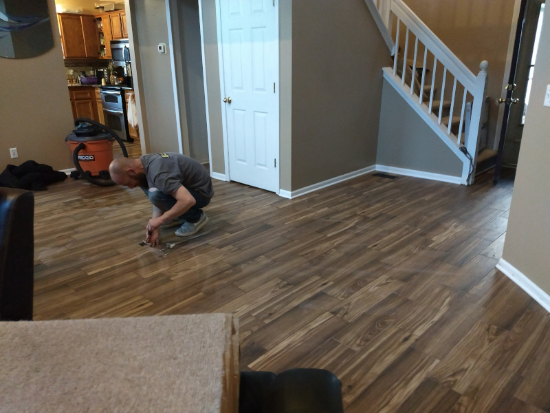 Ceramic Tile Installation