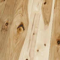 Whitewater Natural Hickory Hardwood Flooring